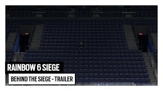 Rainbow Six Siege: Six Invitational 2019 - Behind the Siege | Trailer