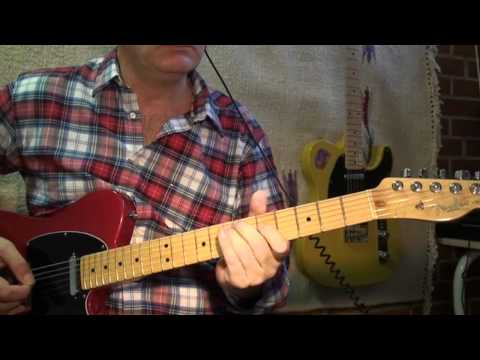 Country-Tele: In The Style of Brent Mason