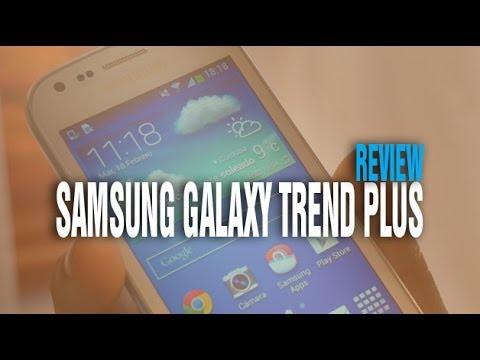 Review Samsung Galaxy Trend Plus