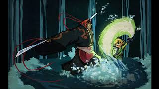 The Legend of Zelda Wind Waker The Great Sea is Cursed Mashup