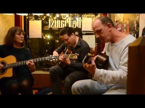 Irene's GJ Adventures 123:- Bossa Dorado - Irene's Gypsy Swing Band
