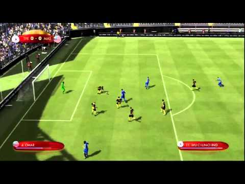 FIFA Digital World Cup 2014 Qualification: Chinese Taipei - Malaysia