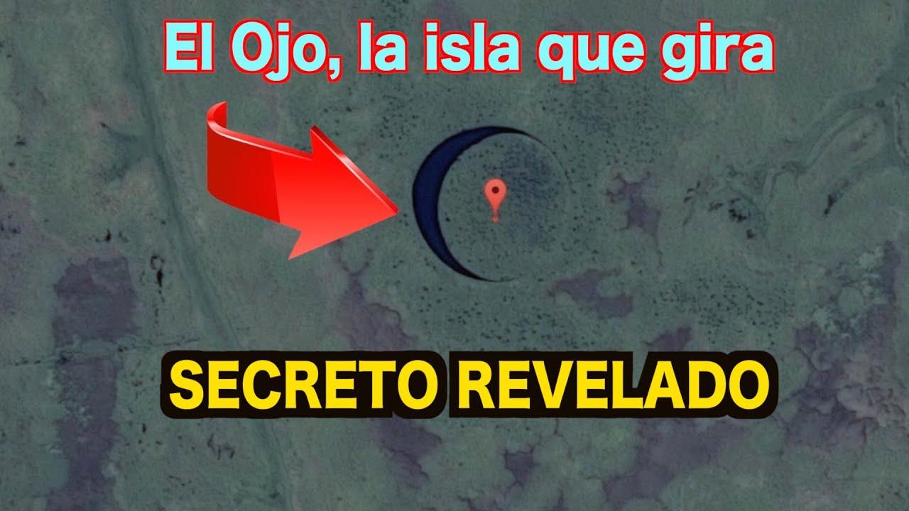 El Ojo La Isla Que Gira Youtube