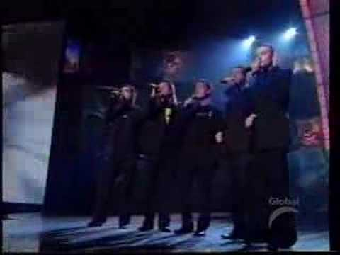 Nsync - Bee Gees Medley