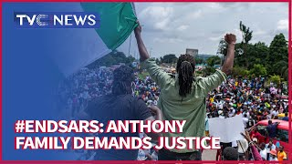 #EndSARS Protests: Family Of Anthony Unode Demands Justice
