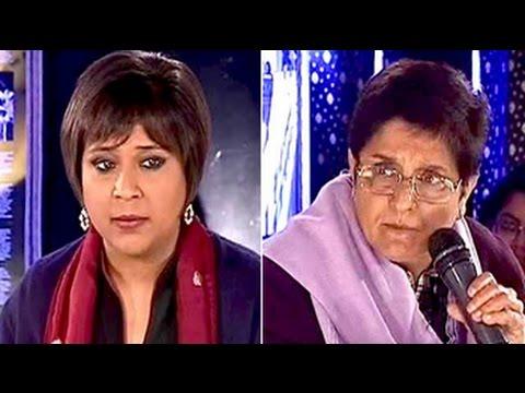 "Arvind Kejriwal is ""highly toxic, highly negative"": Kiran Bedi to NDTV"
