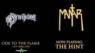 MANTAR - Ode To The Flame  (Trailer)
