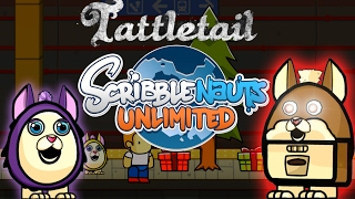 Scribblenauts Unlimited 213 Tattletail Characters