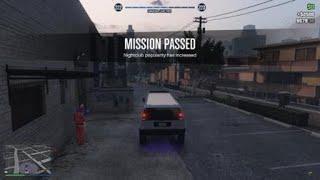 Grand Theft Auto V, Tony's funhouse limousine service.