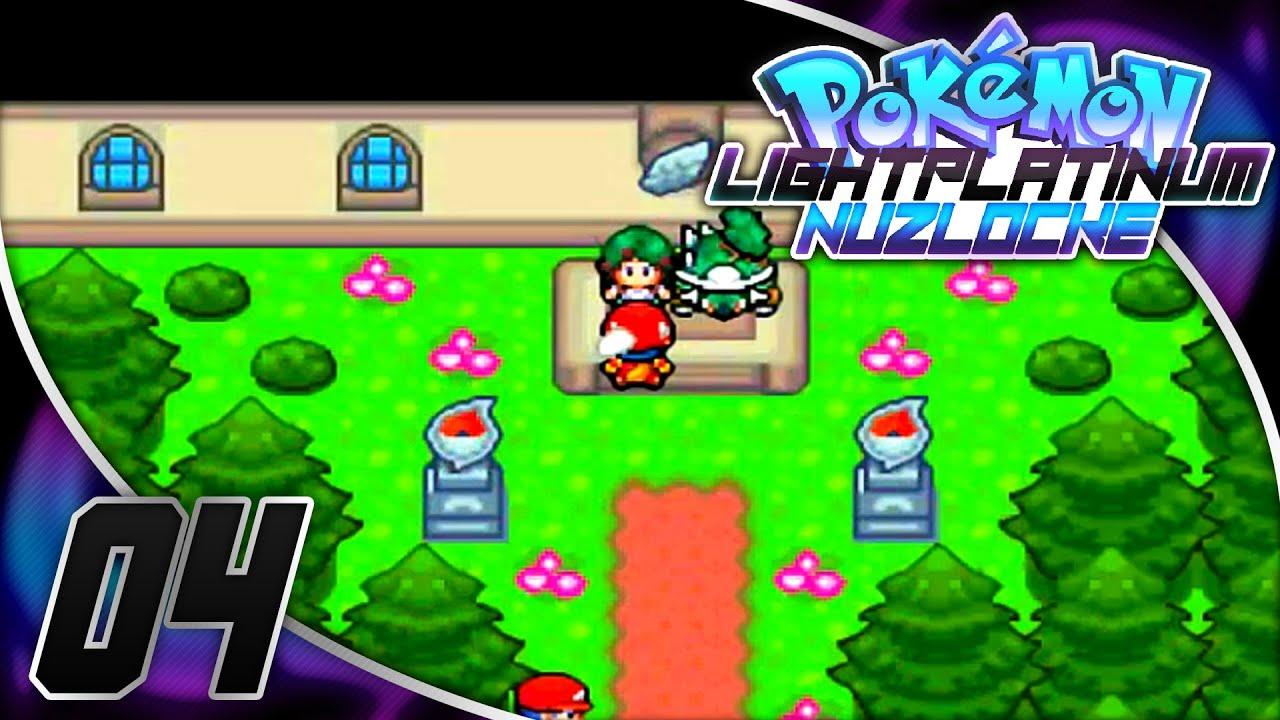 Pok mon light platinum nuzlocke episode 4 vs gym for Gimnasio 7 pokemon esmeralda