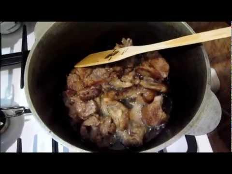 Как приготовить плов из говядины - видео