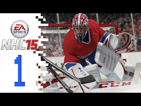 Let's Play NHL 15 (Be A GM) - EP01 - Vinny Chops