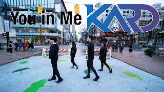 """Download Lagu [KPOP IN PUBLIC VANCOUVER] K.A.R.D: """"You In Me"""" Dance Cover [K-CITY] Gratis STAFABAND"""