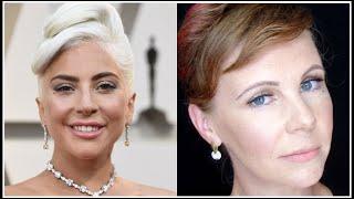 Lady Gaga - Penteado e Maquiagem | Oscar 2019.