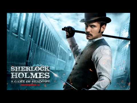 Sherlock Holmes A Game Of Shadows - Discombobulate II