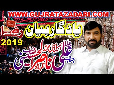 Allama Ali nasir Al hussaini Of Talhara | 20 January 2019 | Abel Sharif Gujrat | Raza Production