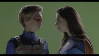 Danger & Thunder ¦ Kid Danger & Phoebe Thunderman׃ Bloopers ¦ Nick