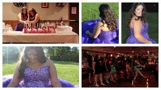 Get Ready With Me: My Sweet 16!