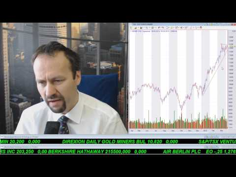 SmallCap Investor Talk 377 Mit Gold, US$, DAX, Ölpreis, ...