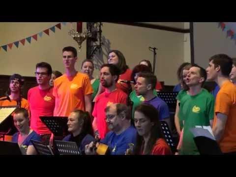 Amahoro - Halala Afrika [Johannes Kerkorrel cover - live 2016]