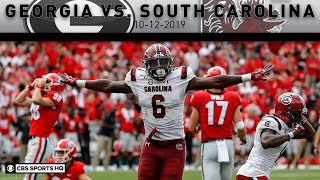Georgia vs South Carolina Breakdown: Gamecocks stun Bulldogs in double-overtime upset |CBS Sports HQ