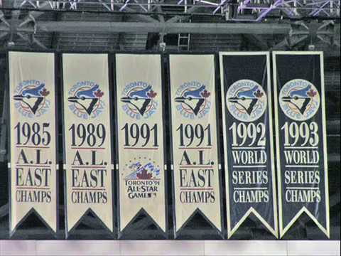 Toronto Blue Jays Tribute Video