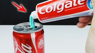 3 CRAZY Life Hacks With Toothpaste