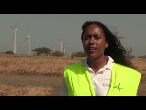 Ashden Award: Cabeolica, Cape Verde, Wind-powered energy security (5 minute version)