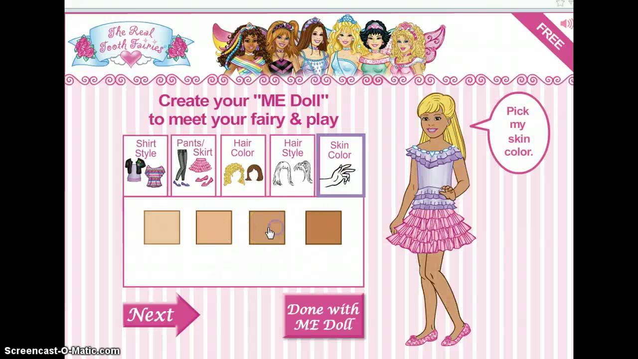 Meet real tooth fairy game images