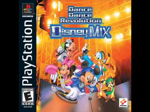 Dance Dance Revolution Disney Mix - Macarena