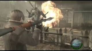 RESIDENT EVIL 4 MODO MEGA IMPOSIBLE 2017 GAMEPLAY 1