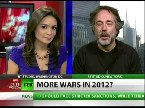 Pepe Escobar: In 2012 US engages in new Cold War