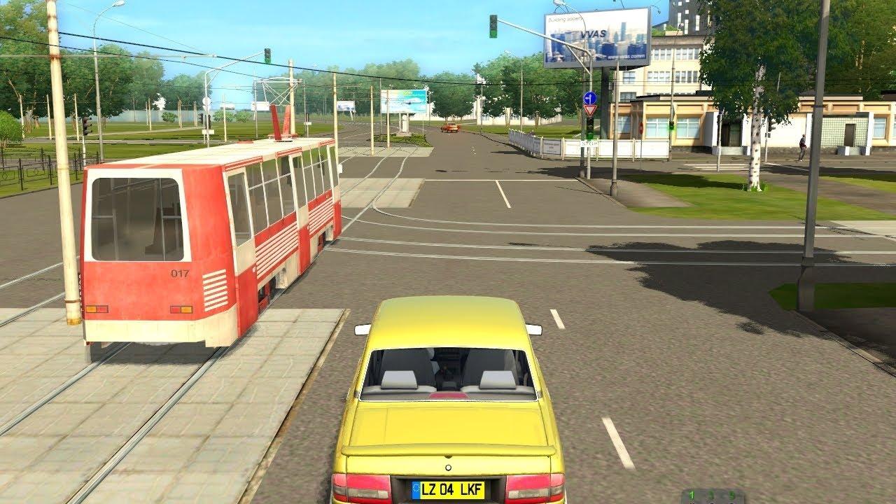 City Car Driving Simulator Pc