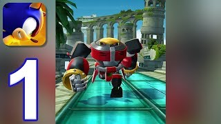 download lagu Sonic Forces: Speed Battle - Gameplay Walkthrough Part 1 gratis