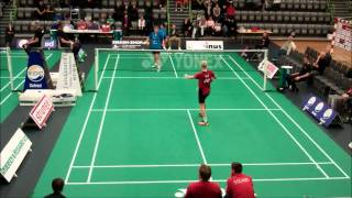Highlight - Emil Holst vs Kian Andersen
