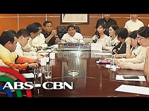 Vice mayor, 12 konsehal ng Caloocan nanganganib maaresto