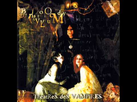 Theatres Des Vampires - Altar For The Black Mass