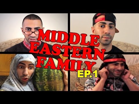 Middle Eastern Family Ep. 1 video