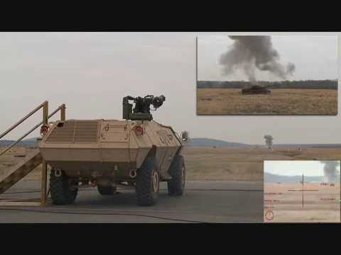 0 Vehicle Mounted Anti Tank Missiles