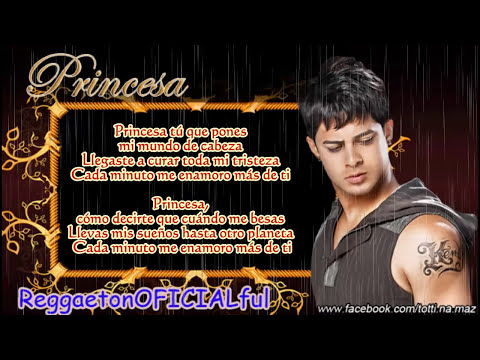 Ken-Y - Princesa (Video Lyrics / con Letra 2013) (Rakim & ken-Y) [HQ] By: Totti