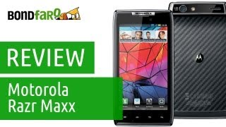 Motorola Razr Maxx (XT910 Maxx) - Review
