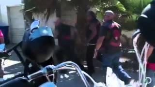 The Devil's Double - The Devil's Ride fight scene
