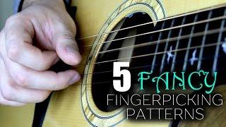 5 Fancy Fingerpicking Patterns