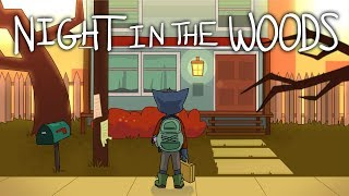 Night in the Woods Animated Tribute