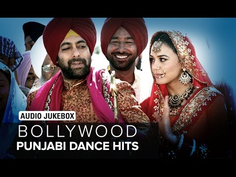 Bollywood Punjabi Dance Hits | Audio Jukebox