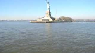 Statue Cruise - From Battery Park to Liberty Island