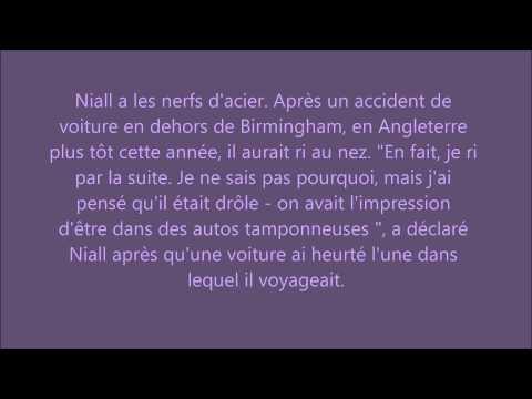 Niall Horan - Facts en Français + Still The One