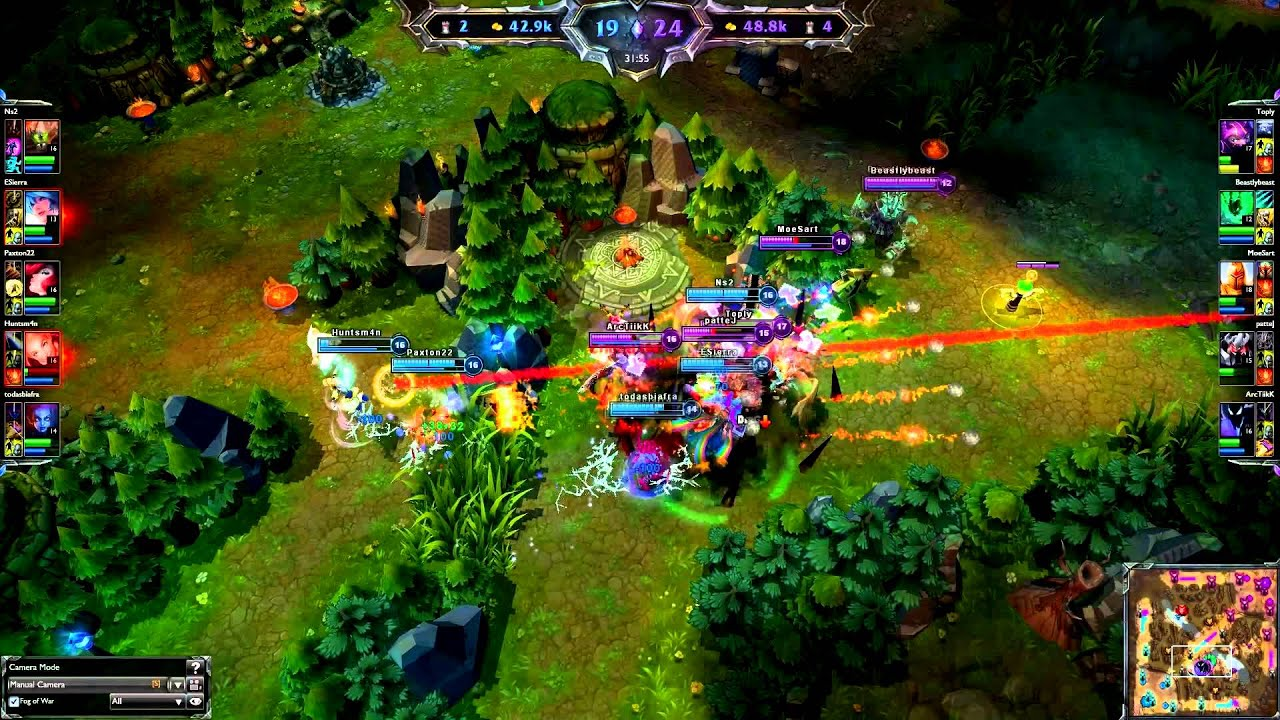 how to add league of legends to firewall