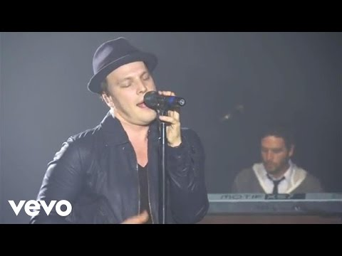 Gavin DeGraw - Follow Through (Live @ AOL Music Sessions)