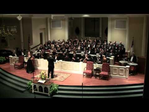 "15. Recitative ""And the angel said unto them"" - TMC Community Choir: Handel's Messiah"